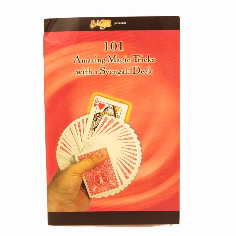 101 tricks with a svengali deck  easy magic card tricks