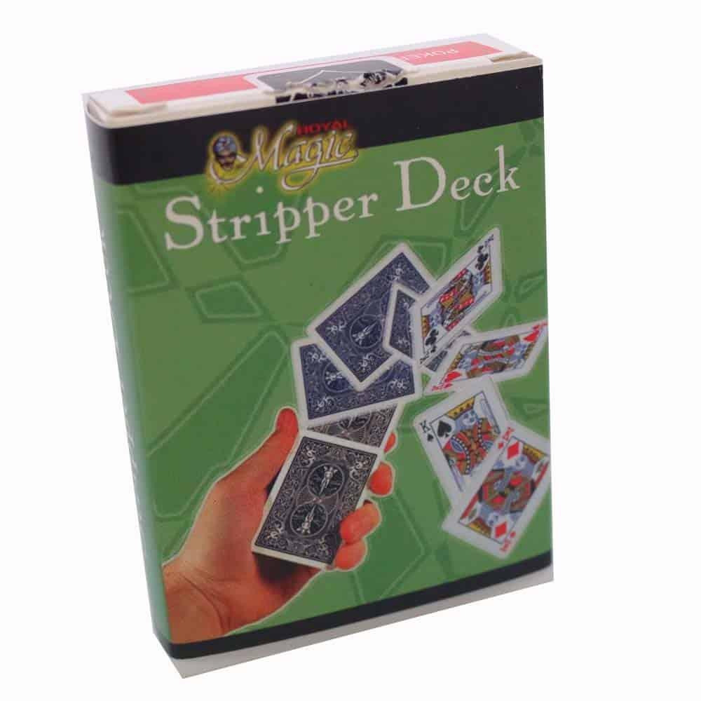 Card stripper