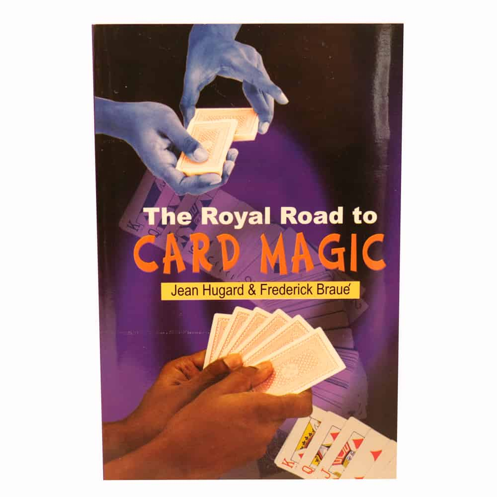 Royal Road to Card Magic - Classic Book for Card Magic