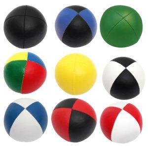Beginner Juggling 3 x Red 115g Cascade Classic Pro Thud Juggling Balls /& Bag